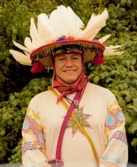 Manu Tlaloc Huichol