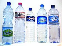 eaux minérales