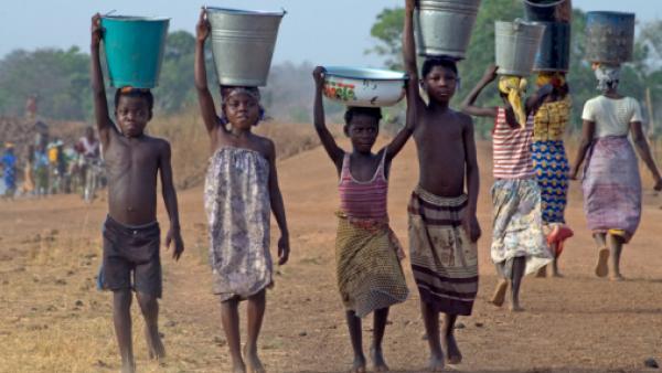 article eau afrique
