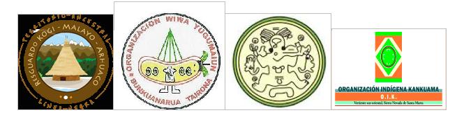 logos arhuacos kogis
