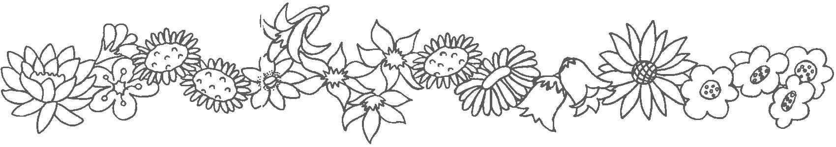 frise-fleurs-Iris David